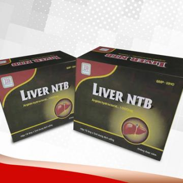 LIVER NTB (DUNG DỊCH UỐNG)