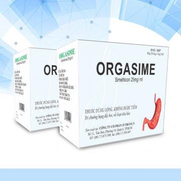 ORGASIME (NHŨ DỊCH UỐNG)